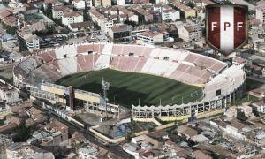 Cusco no podrá ser sede de la Selección Peruana para Eliminatorias