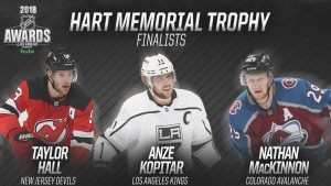 Hart Trophy Finalists predictions: Who is going to win?