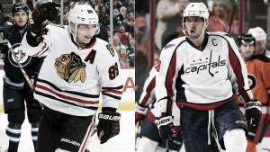 Kane, Ovechkin, Andersen y Gibson se llevan los primeros trofeos de la temporada