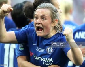 Chelsea 2-1 Birmingham City: Cuthbert's last gasp winner enough to open a gap in WSL 1