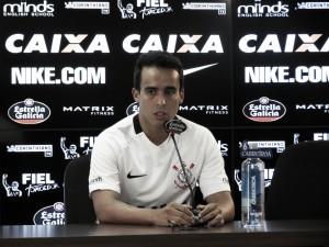 Jádson admite abrir mão de dinheiro para retornar ao Corinthians