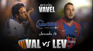 Valencia CF - Levante UD: Mestalla como salvavidas