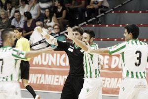 El Real Betis FSN saluda a los cuartos de Copa