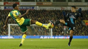 El Arsenal no pasa del empate en Carrow Road