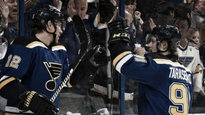 The Highlight Zone: los Blues no dejan sorprenderse por los Sharks