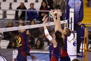 CVB Barça - Emevé Lugo: buscando la victoria