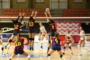 Avarca de Menorca - CVB Barça: revancha tras la Copa