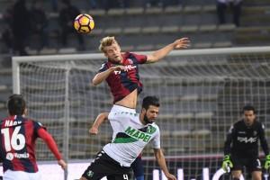 Verdi - Matri: pari e patta tra Bologna e Sassuolo