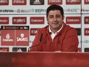 """Rui Vitória: """"Impusimos nuestro fútbol, nuestra manera de vivir y de ser en el campo"""""""