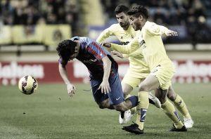 Villarreal - Levante: puntuaciones del Levante, jornada 20 de Liga BBVA