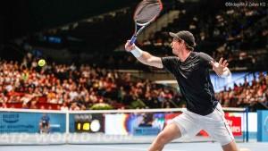ATP Vienna il programma: il clou è Murray - Simon