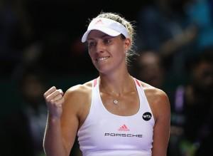 WTA Finals Singapore, Gruppo rosso: Halep - Cibulkova, Kerber trova Keys