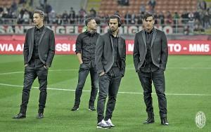 Milan - Juventus, le formazioni ufficiali
