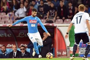 Serie A - Rimpianti al San Paolo, solo un punto per il Napoli con la Lazio (1-1)