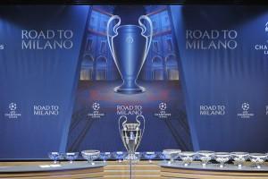 Champions, sorteggio maledetto: La Roma pesca il Real, la Juve il Bayern
