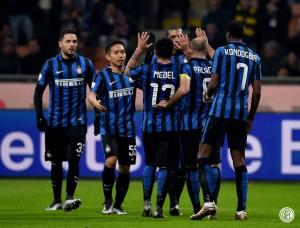 El Inter de Milán ya está en cuartos de final de la Coppa