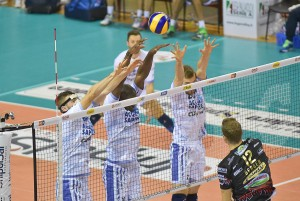 Volley M - La Sir Safety Perugia supera con facilità Latina nel posticipo dell'undicesima giornata di andata di Superlega