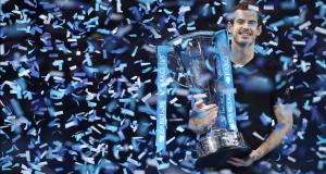 Ranking ATP - Murray chiude la stagione da N°1, staccato Djokovic