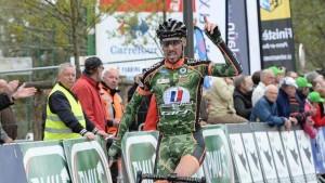 Route du Sud, 1° tappa: Loubet attacca in discesa e vince a sorpresa