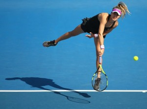 WTA Hobart: Bouchard raggiunge Giorgi, Cornet piega Royg