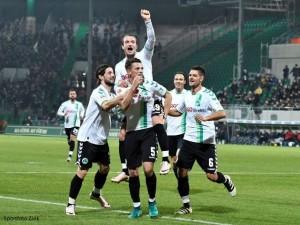SpVgg Greuther Fürth 2-1 Arminia Bielefeld: Zlatko Tripic last-miunte winner gives Radoki first win