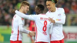 SC Freiburg 1-4 RB Leipzig: Die Roten Bullen continue dream start to the season