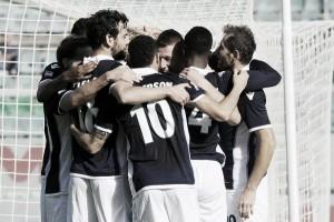 La Lazio juega con fuego, pero acaba venciendo en Palermo