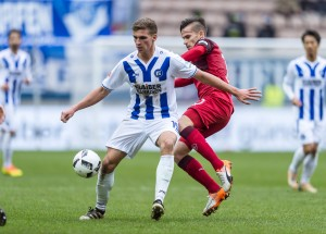 1. FC Kaiserslautern 0-0 Karlsruher SC: Derby ends goalless after offside controversy