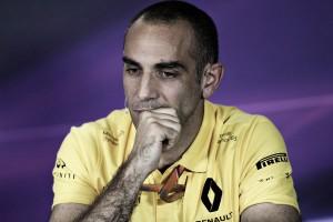 """Cyril Abiteboul: """"Necesitamos pensar en estrategia, en tácticas y no es ningún secreto"""""""