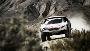 Dakar 2017. Etapa 5, naufragio de Barreda y victoria de Loeb
