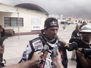 Dakar 2014: reacciones de los pilotos de motos y quads tras la octava etapa