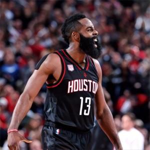 NBA, Harden non si ferma più. Portland ko (130-114)