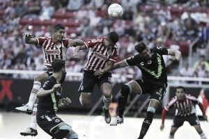 Chivas deja escapar el triunfo ante Veracruz