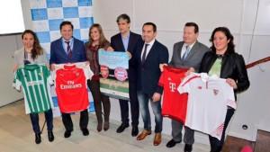 Sevilla acogerá un amistoso entre el Bayern y el Arsenal femenino