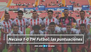 Necaxa 1-0 TM Futbol: puntuaciones de Necaxa en la jornada 2 de la Copa MX