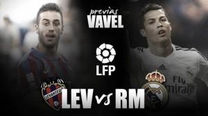 Levante UD - Real Madrid: en tierra hostil