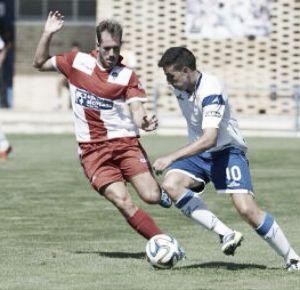 Gabarre sale del Real Zaragoza B y ficha por el Alcoyano