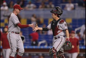 Arizona Diamondbacks Complete Sweep With 7-6 Win Over Miami Marlins