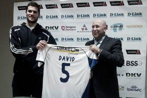 David Ruíz, nuevo jugador de D-Link Zaragoza