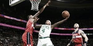 Isaiah Thomas brilha, Celtics viram e vencem Wizards