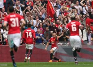 Man United 2-1 Tottenham Hotspur: Mourinho's stars show quality to reach final