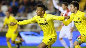 Rayo - Villarreal, puntuaciones del Villarreal, jornada 18