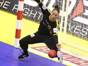 """Silvia Navarro: """"Tenemos muchísimas ganas de conseguir medalla"""""""