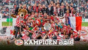 Eredivisie: il PSV Eindhoven batte l'Ajax e mette le mani sul titolo, perdono le ultime tre
