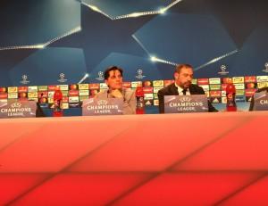 """Champions League, Montella in conferenza: """"Domani dobbiamo combattere"""""""