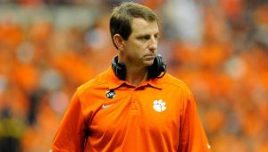 The Florida Job Opening And Dabo Swinney's Curiosity About It