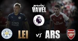Leicester City - Arsenal: En busca de la primera victoria