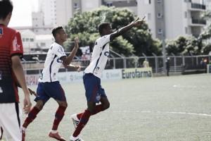 Bahia vence de virada e alcança os 3 pontos na primeira rodada da Copinha