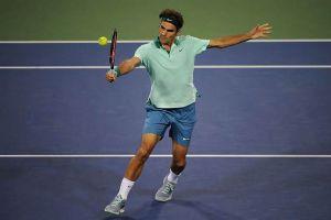 ATP Cincinnati: maestro Federer surclassa il giovane Raonic