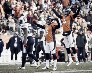 Los Broncos siguen rompiendo récords y remontaron a los Titans en el segundo tiempo